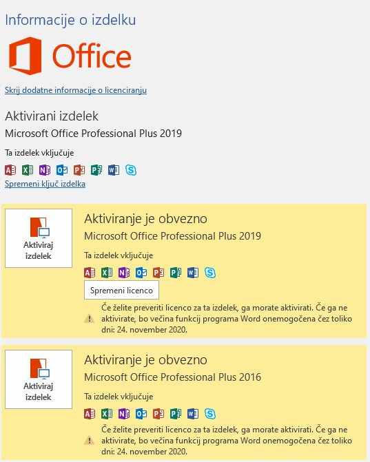 Office aktivacija Posnetek zaslona 27-10-2020.jpg